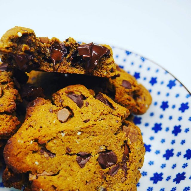 These cookies are based on recipe by ambitiouskitchen I justhellip