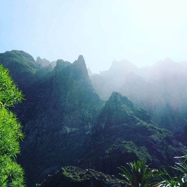 And one more from my travels  Masca tenerife Amazinghellip